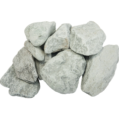 Камень  «Талькохлорит», обвалованный, в коробке 20 кг
