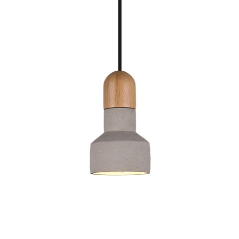 Подвесной светильник копия QIE BAMBOO by Bentu Design (серый)