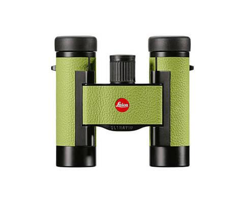 Бинокль Leica Ultravid Colorline 8x20 Apple Green