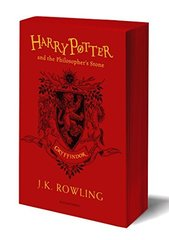 Harry Potter and the Philosopher's Stone - Gryffindor Ed (PB)