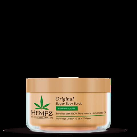 Скраб для тела Оригинальный / Hempz Original Herbal Sugar Body Scrub