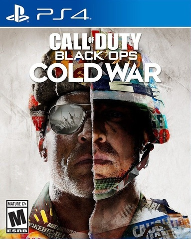 Call of Duty: Black Ops Cold War (PS4/PS5, русская версия)