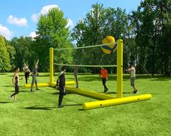 Надувной волейбол