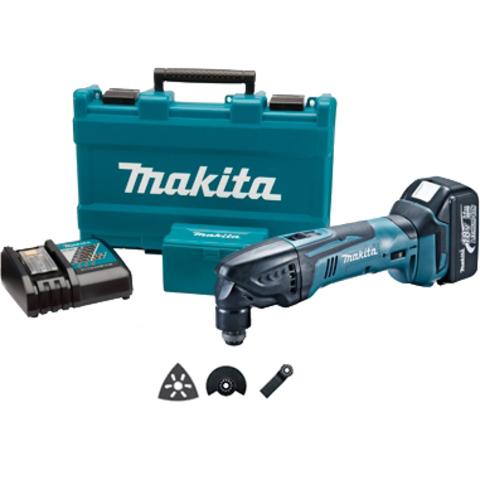 Мультитул аккумуляторный Makita DTM50RFEX1