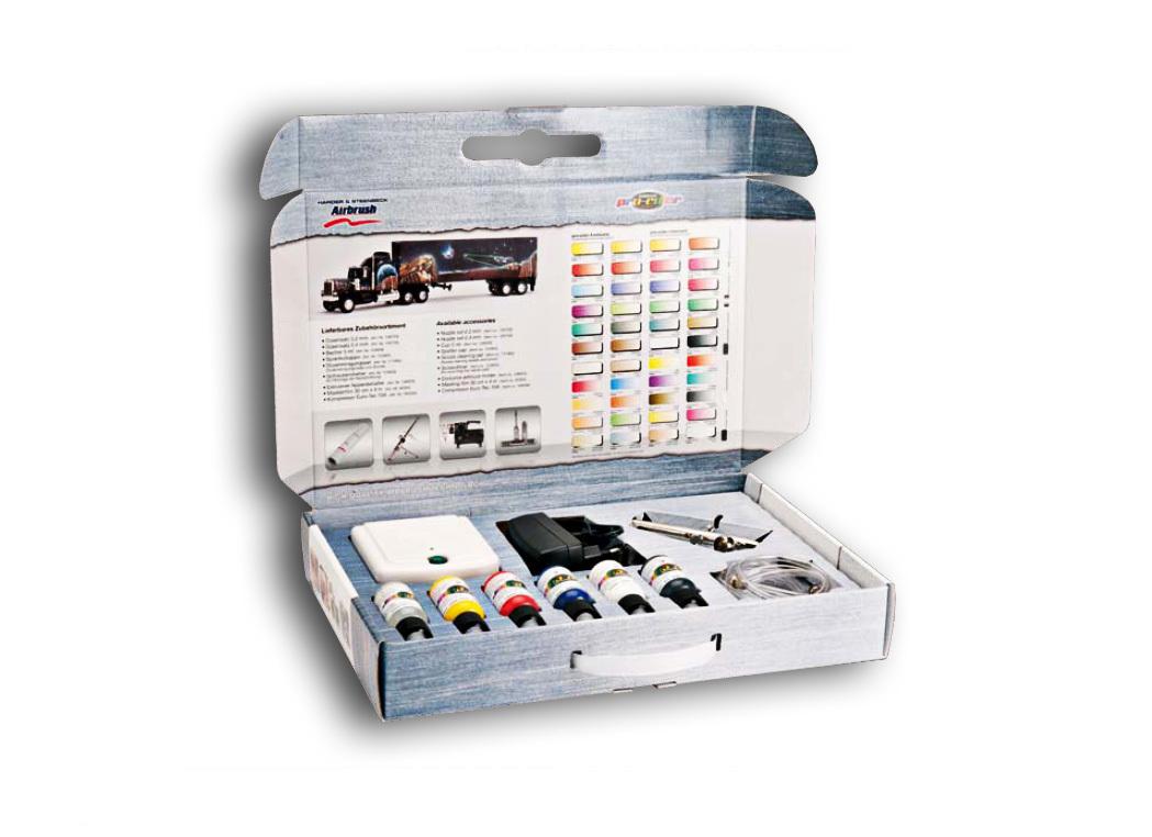 Компрессоры Набор AIR BRUSH STARTER ULTRA, компрессор, набор красок, очиститель, шланги, DVD import_files_2c_2c610c6caf2011e1ac130024bead9dca_8eeb92c4140a11e4b03650465d8a474e.jpg