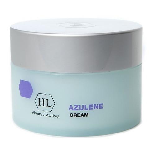 HOLY LAND Увлажняющий и смягчающий крем с успокаивающим и легким антикуперозным эффектом. | AZULENE Cream