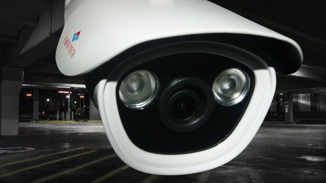 Купить уличную IP камеру безопасности описание