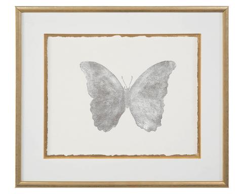 Shimmering Butterfly I
