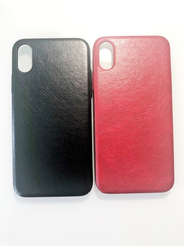 Чехол кожаный для iPhone 6/6s, 7/8, X/Xs