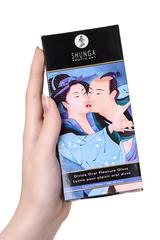Блеск для губ Shunga «Божественное удовольствие» (эффект тепла, прохлады и покалывания) кокосовая вода, 10 мл.