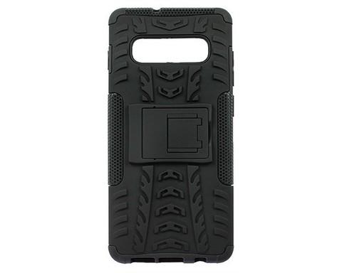 Чехол для Samsung S10+ (G975F) | протектор черный