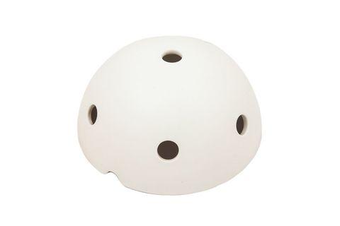 Чашка потолочная керамическая (Белый)