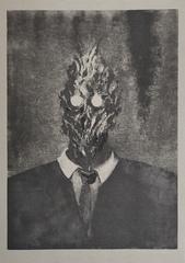 Portrait 8, gray