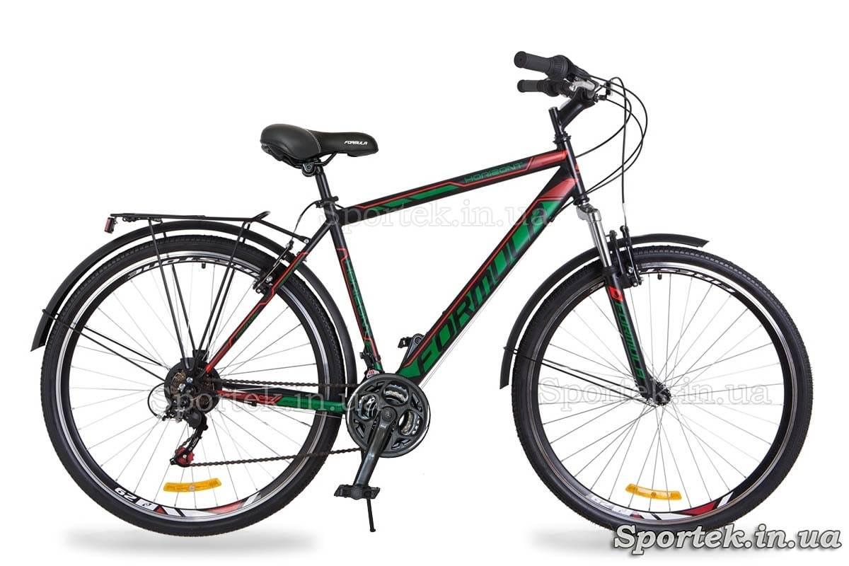 Міський чоловічий велосипед Формула Горизонт з 28 дюймовими колесами