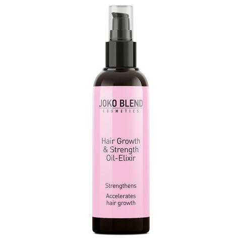 Олія-еліксир для росту волосся Hair Growth & Strength Oil Joko Blend 100 мл (1)