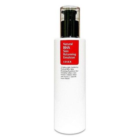 CosRx Natural BHA Skin Returning Emulsion эмульсия для проблемной кожи с BHA-кислотой Natural BHA Skin Returning Emulsion