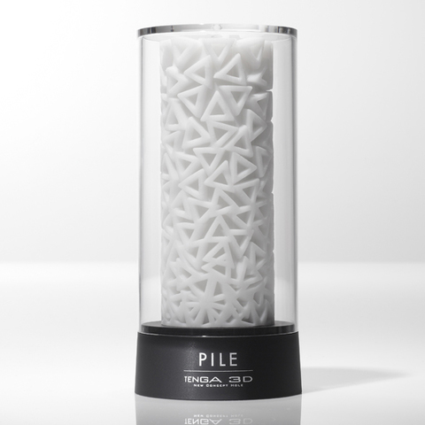 Tenga - Masturbator Sleeve 3D Pile