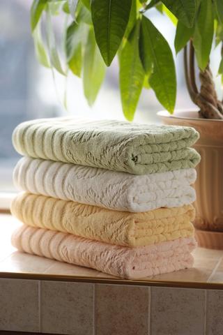 Махровое банное полотенце CASHMIRE Buddemeyer 70х140
