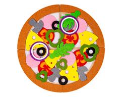 Пицца из фетра
