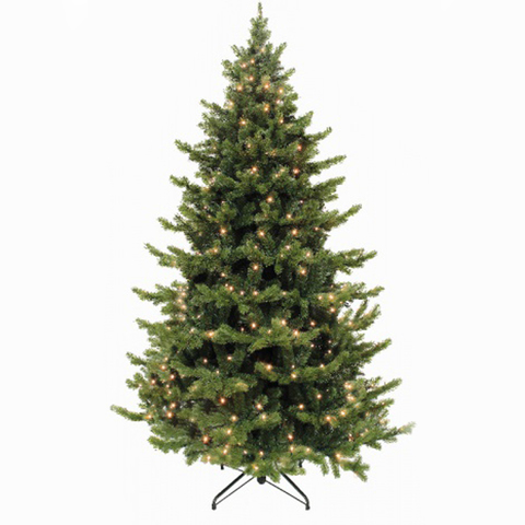 Ёлка Triumph Tree Шервуд премиум 365 см с огоньками
