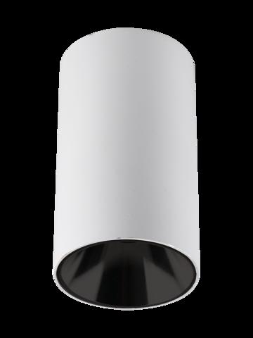 Светильник накладной PDL-R 14080 GU10 WH/BL