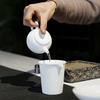 Фарфоровый чайник 180 мл