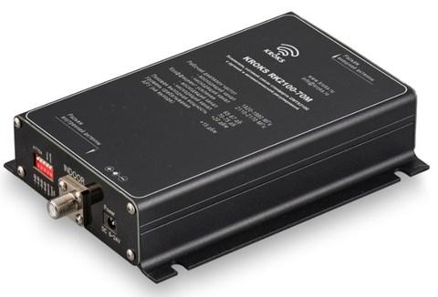 3G репитер UMTS2100 KROKS RK2100-70M с ручной регулировкой уровня