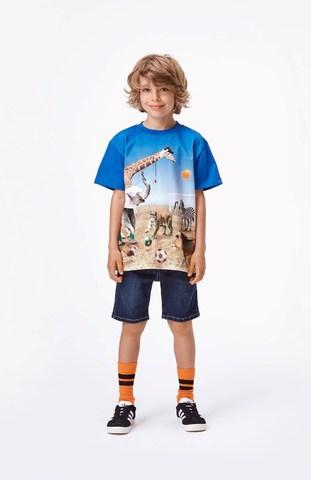 Molo Roxo Football Game футболка для мальчика