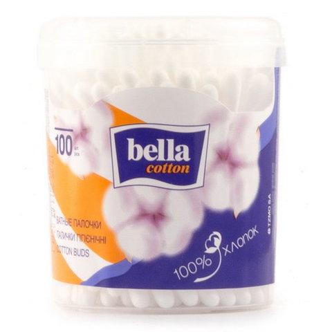 Ватные палочки Bella 100шт