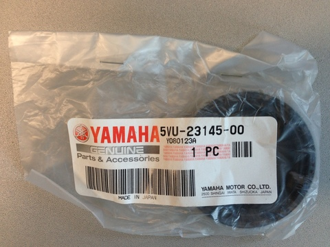 Сальник передней вилки YAMAHA 5VU-23145-00-00 (41x53x11)