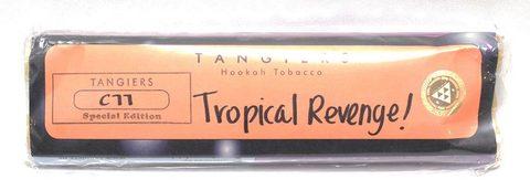 Табак для кальяна Tangiers Noir (оранж) С 11 Tropical Revenge 250 гр.