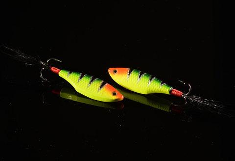Бокоплав ручной работы Fire Fish Swift цвет 010