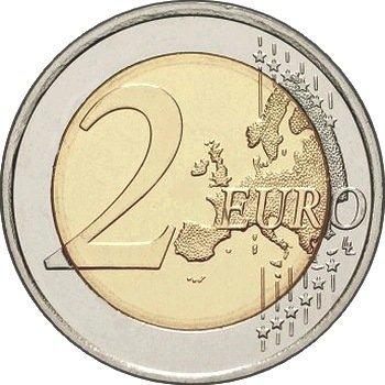 2 евро 2019 Словакия 100 лет со дня смерти Милана Растислава Штефаника