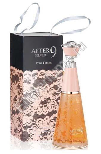 After 9 Silver Афтер 9 Сильвер парфюмерная вода жен. 100мл от Эмпер Emper