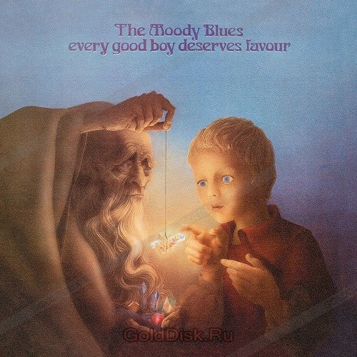 MOODY BLUES, THE: Every Good Boy Deserves Favour