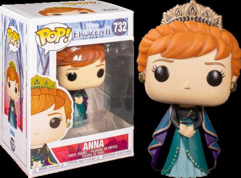 Фигурка Funko Pop! Disney: Frozen 2 - Anna