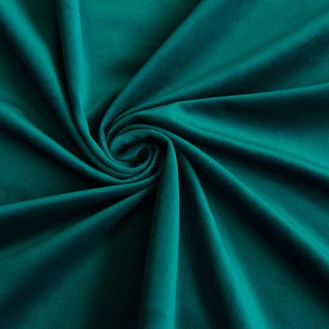Портьерная ткань Тейлор бирюзовый