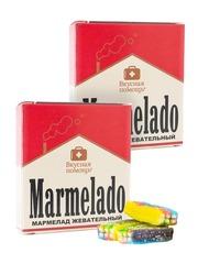 Мармелад жевательный Marmelado (набор из 2-х штук)