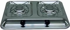 Варочная панель газов. DOMETIC CRAMER CE88 ZF EK2000 NIRO, 2конф (Dometic HB 2325)