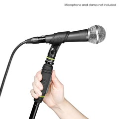 Gravity MS 231 HB прямая микрофонная стойка на блине с кнопкой