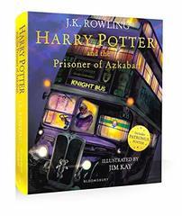 Harry Potter & the Prisoner of Azkaban (illustrated)