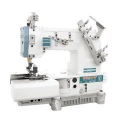 Фото: Двухигольная швейная машина Siruba HF008-02056P/FBQ/B