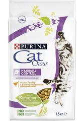 Корм для кошек, Purina Cat Chow HairBall Control, с контролем образования комков шерсти, с домашней птицей