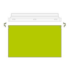 Комплект для монтажа двухстороннего табло светового указателя серии Vella LED eco SO IP65 Intelight