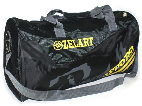 Сумка багажная с одним отжелением и регулируемым плечевым ремнём. Размер 50х26х20 см 7303