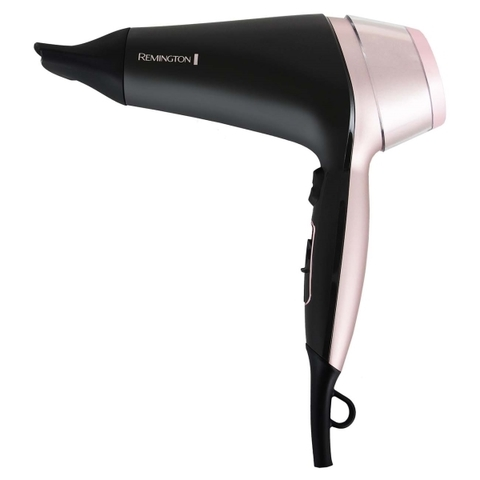 Фен Remington  D5706 черный-розовый