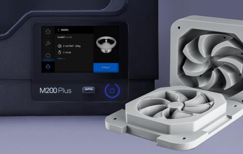 3D-принтер Zortrax M200 Plus