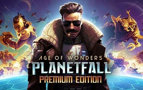Age of Wonders: Planetfall - Premium Edition (для ПК, цифровой ключ)