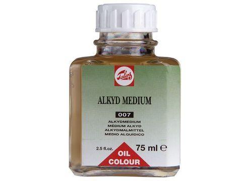 Медиум алкидный для масла №007, флакон стекло 75мл