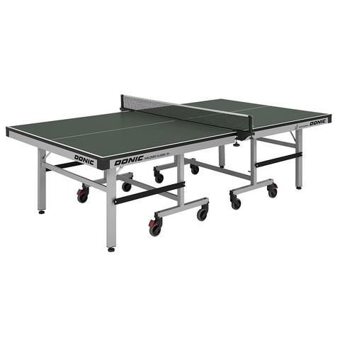 Теннисный стол Donic Waldner Classic 25 профессиональный (зеленый)